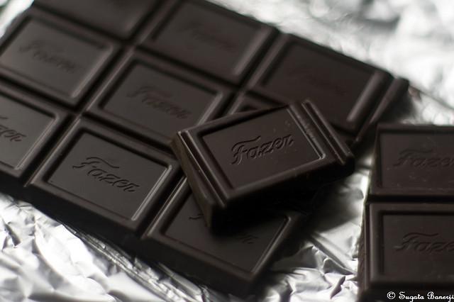 Black chocolate1 - Por qué el chocolate es tóxico para los perros